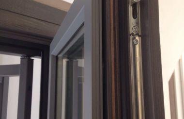Legno e legno e alluminio
